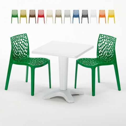 Sedie Per Esterno Da Bar.Sedie E Tavoli Polyrattan Per Giardino Esterni E Bar Modelli E Prezzi
