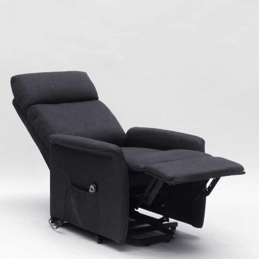 Poltrone Per Anziani Massaggianti.Giorgia Poltrona Relax Elettrica Con Sistema Alzapersona Per Anziani